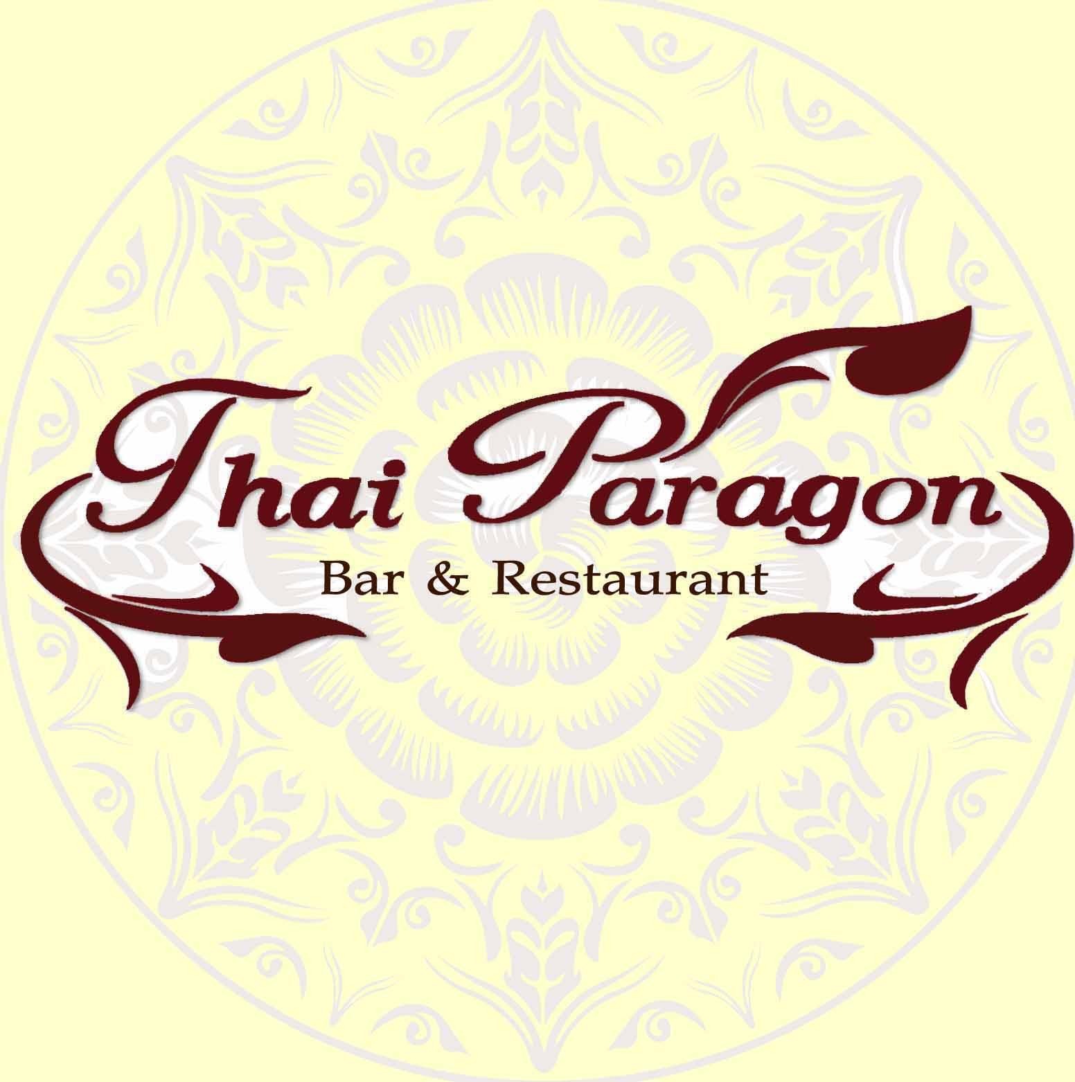 Thai Paragon Restaurant Bar Warrington