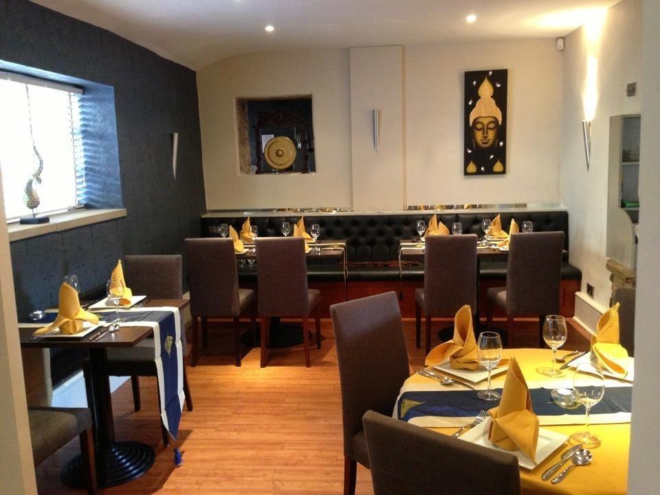 Thai Paragon Bar Restaurant Longridge